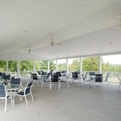 Golf Course Event Deck