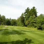 2nd Hole Tee Box
